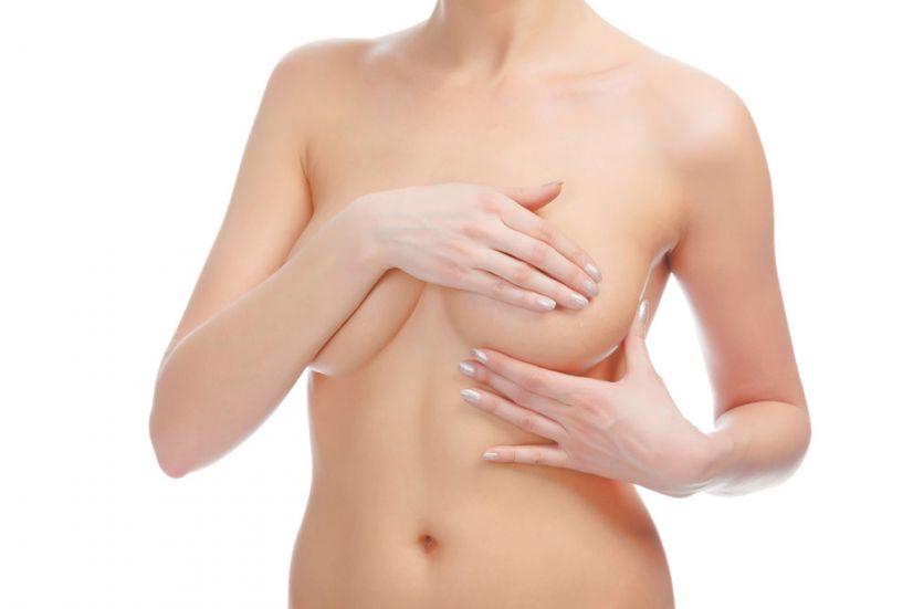 complicaciones de una cirugía de pecho